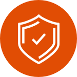 Increased Admin Panel Security icon