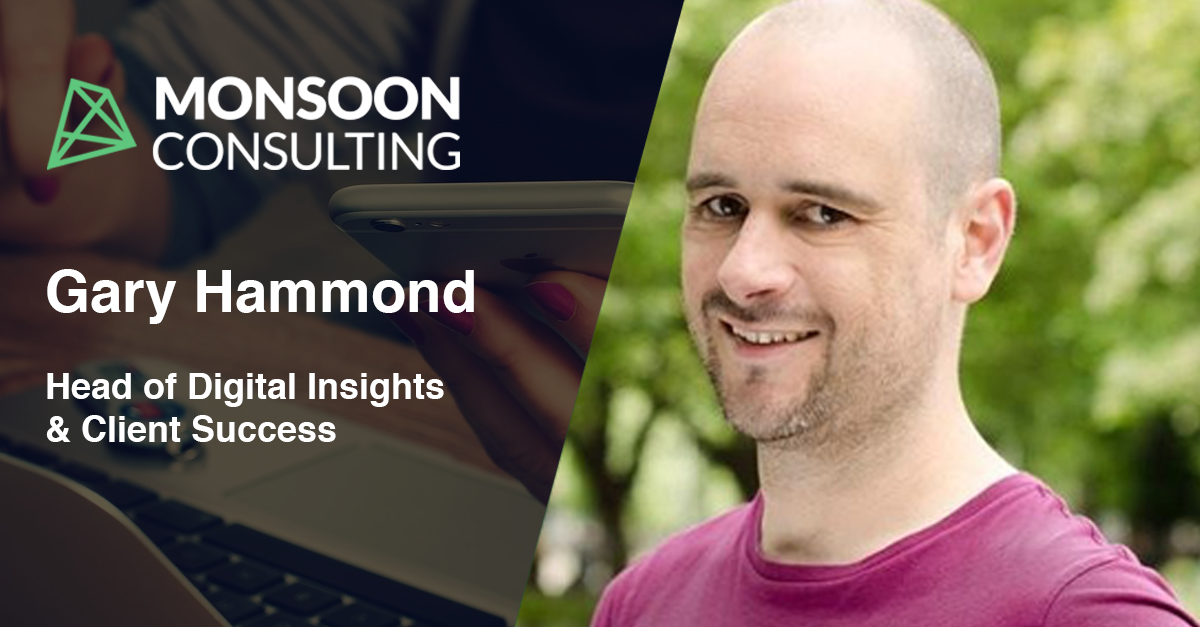Gary Hammond - Monsoon Consulting
