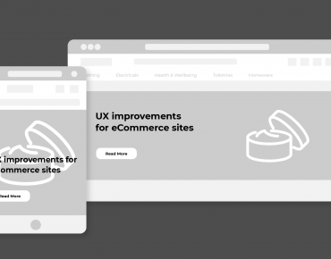 UX improvements for eCommerce sites