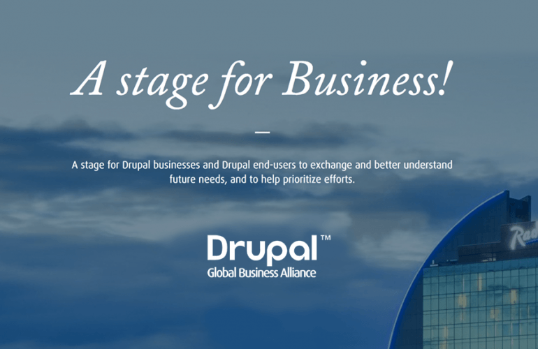 Insights from Drupal Business Days 2017